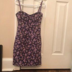 Talula by Aritzia bustier style dress